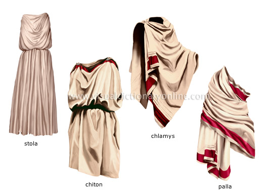 Ancient Greek Clothing And Dress